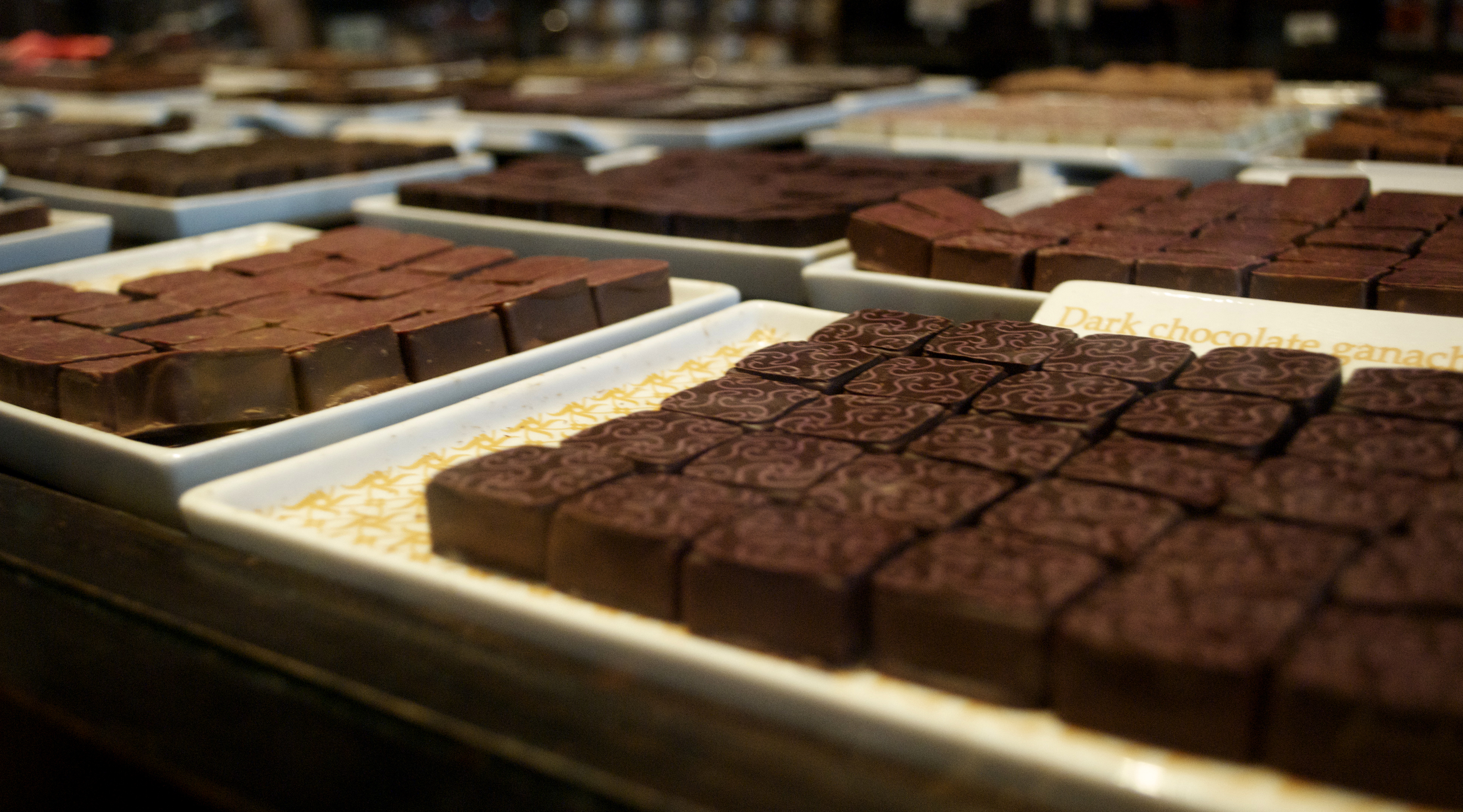 Max Brenner – Chocolate by the bald man – MATHURINI